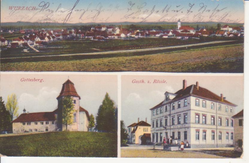 Bad Wurzach bei Memmingen